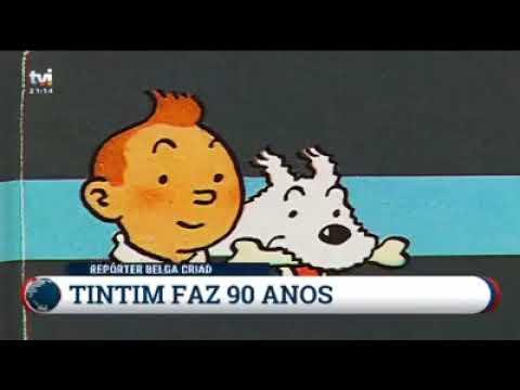 Tintin 90 Anos Mp3