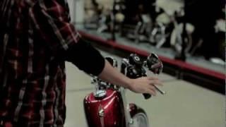 2012 Harley Davidson® XL1200V Sportster® Seventy Two™ official styling video