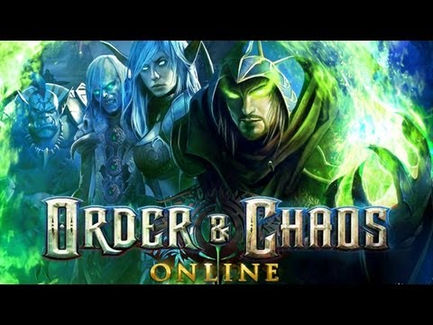 Order & Chaos© Online - IPhone, IPad Gameplay Video