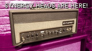 Synergy Heads are ready!