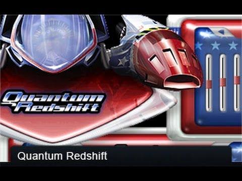 Quantum Redshift/ Special Tracks & Mars Racing!!