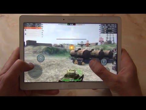 Как идут игры на Huawei MediaPad M2 10.0 Premium