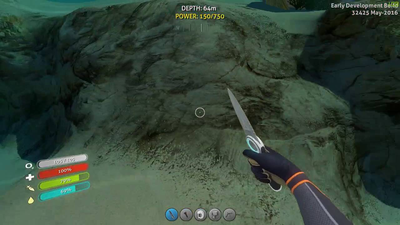 Subnautica Fell Through Floor Subnautica Glitch Falling