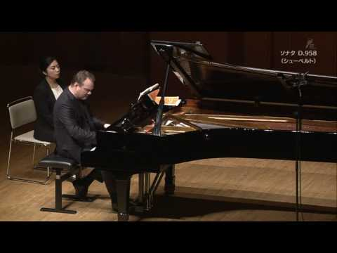 Lars Vogt Recital Kioi Hall, Tokyo, 29/06/15 Schubert, Schönberg, Beethoven