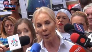 Mujeres entregaron documento en la Nunciatura en rechazo a las agresiones vividas en la #TomaDeVzla