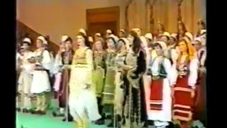 Festivali Folklorik Kombëtar i Gjirokastrës 1983