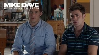 Mike and Dave Need Wedding Dates | Extended Clip | Redband | 20th Century FOX