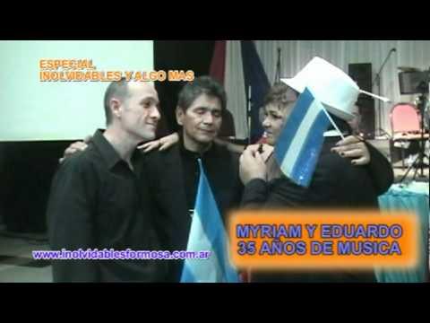 ESPECIAL MYRIAM Y EDUARDO 35 AÑOS DE MUSICA – PARAGUAY