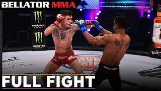 Bellator MMA: James Gallagher vs. Anthony Taylor FULL FIGHT