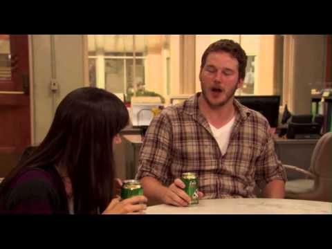 Parks and Recreation  April falls in love with Andy