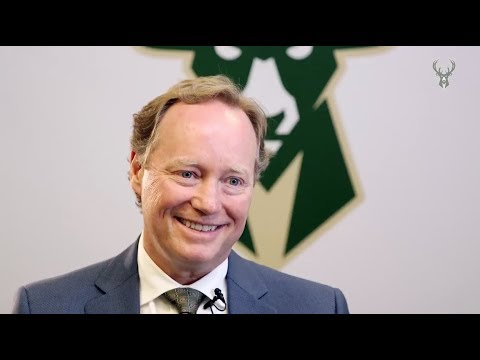 Exclusive Interview with Coach Mike Budenholzer
