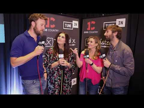 Lady Antebellum talk 10-year anniversary and BABIES! 2018