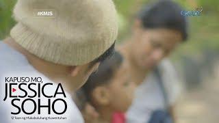 Kapuso Mo, Jessica Soho: Misis, nasaksak ang asawang lulong sa DOTA