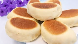 Bánh mì kem trứng không cần lò nướng/Pancake No Oven | Nấu Ăn Ngon