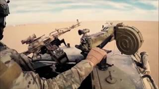 Война в Сирии.Российская армия./The war in Syria. Russian army.