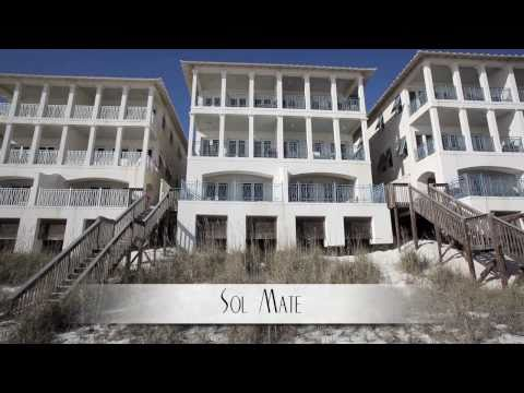 Sol Mate - Contemporary 5br Gulf Front Home with Private Pool in Destin