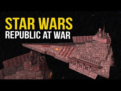 STAR WARS REPUBLIC AT WAR! Ep 29 - War for the Outer Rim