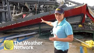 Weather Network COVERAGE of Hurricane Michael - October 10-11 2018