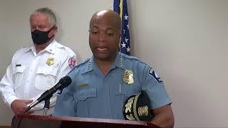 Live: Minneapolis Mayor Frey responds to Wednesday night unrest