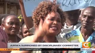 Kilifi residents protest ODM summons on Aisha Jumwa