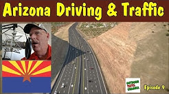 Arizona Driving, Parking and Highway Traffic, Arizona Living