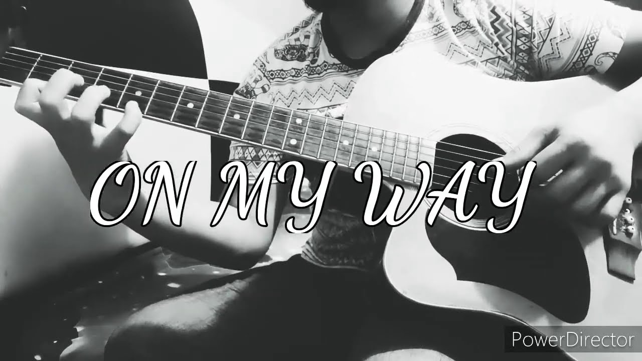Alan Walker -On My WaY   Fingerstyle Guitar Cover   by ah ...