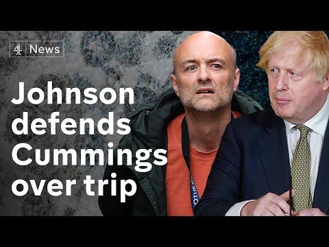 Boris Johnson defends