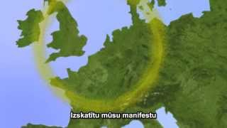 European Initiative for Basic Income (Latvian subtitles)