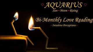 AQUARIUS   OCT 21-NOV 03 2018 LOVE TAROT READING
