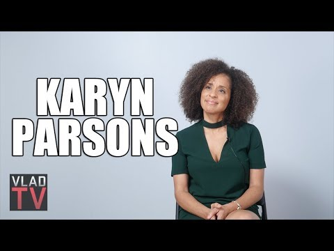 Karyn Parsons on Having a White Husband, Raising 2 Biracial Kids Part 6