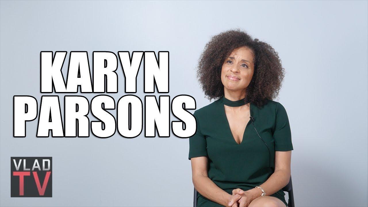 Lana karyn rockwell parsons Karyn Parsons