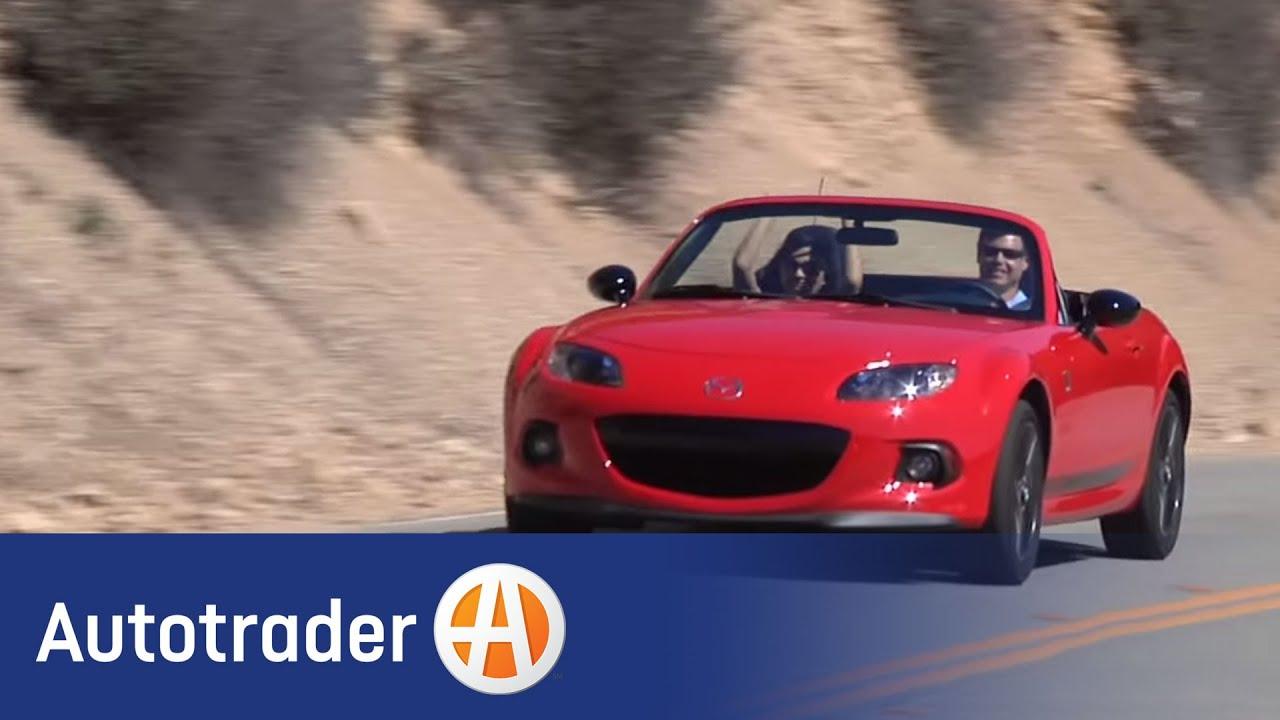 2013 Mazda MX-5 Miata - Convertible   New Car Review   AutoTrader ...
