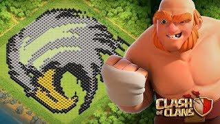 Bu KÖyler Ne Kadar GÜzel ! - Clash Of Clans