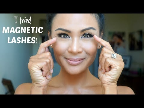 Magnetic Lashes Review