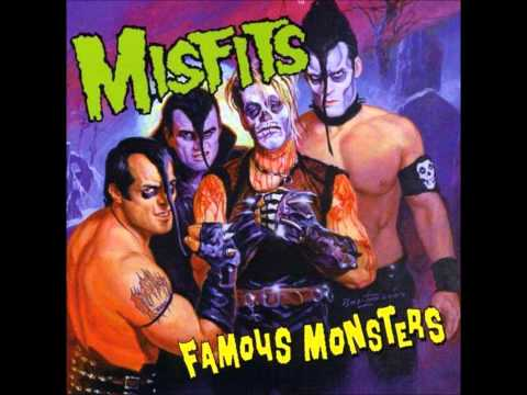 The Misfits - Famous Monsters - Forbidden Zone