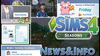 the sims 4 ita stagioniseasonstemporali a selvadorada e interfaccianewsinfo