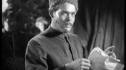 """Adolf Wohlbrück ist 'Michael Strogoff' in  """"Der Kurier des Zaren"""" (D 1935) Filmausschnitt"""
