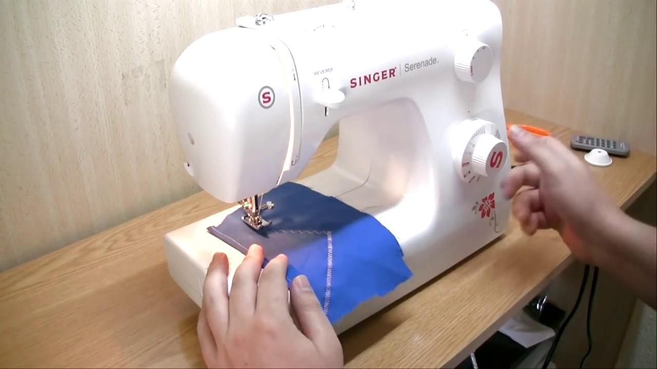 Aprender a usar la maquina de coser !!! - YouTube