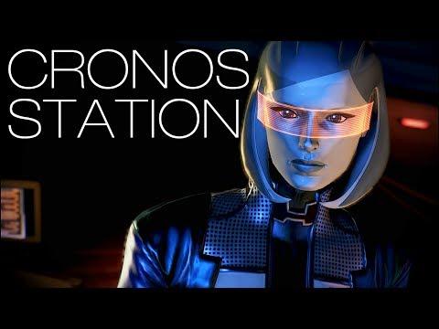 Mass Effect 3 - Cronos Station (Priority: Cerberus HQ/All Squadmates/Dialogue)