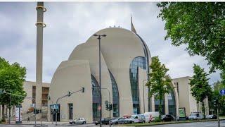 Köln Diyanet Camisini Gezelim Görelim.#cami #mosche #islam #religion
