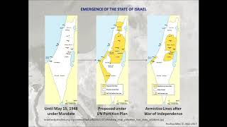 Howard Grief - The Legal Foundation and Borders of Israel under International Law (Summary - part 3)