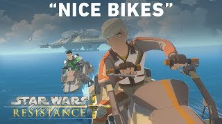 "Nice Bikes- ""Fuel for the Fire"" Preview 