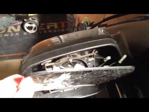 2009 Ford Fusion Side Mirror Replacement Youtube