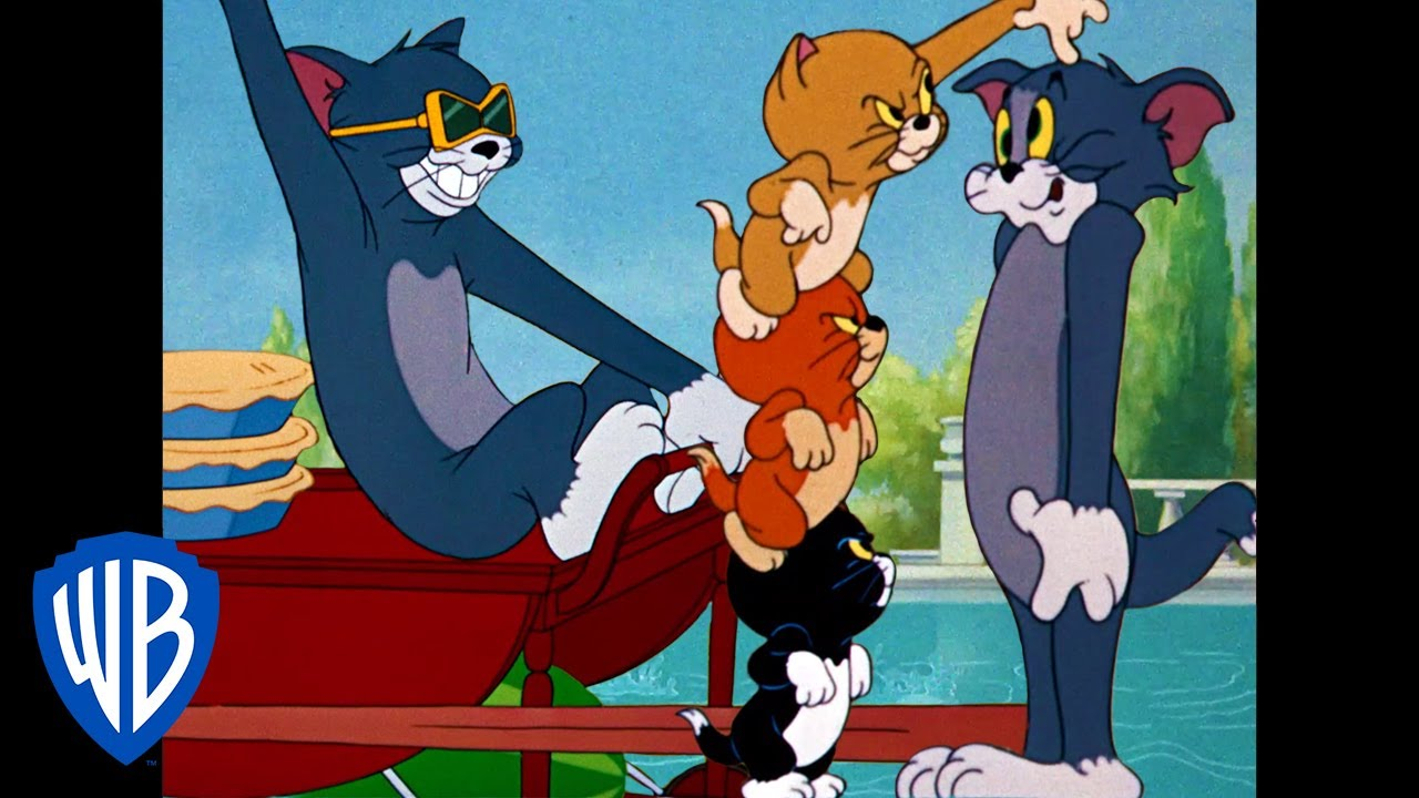 Tom & Jerry | Hey Thomas!? | Classic Cartoon Compilation | WB Kids
