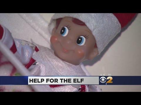 Lucy Chapman - Elf on a Shelf 911!!!