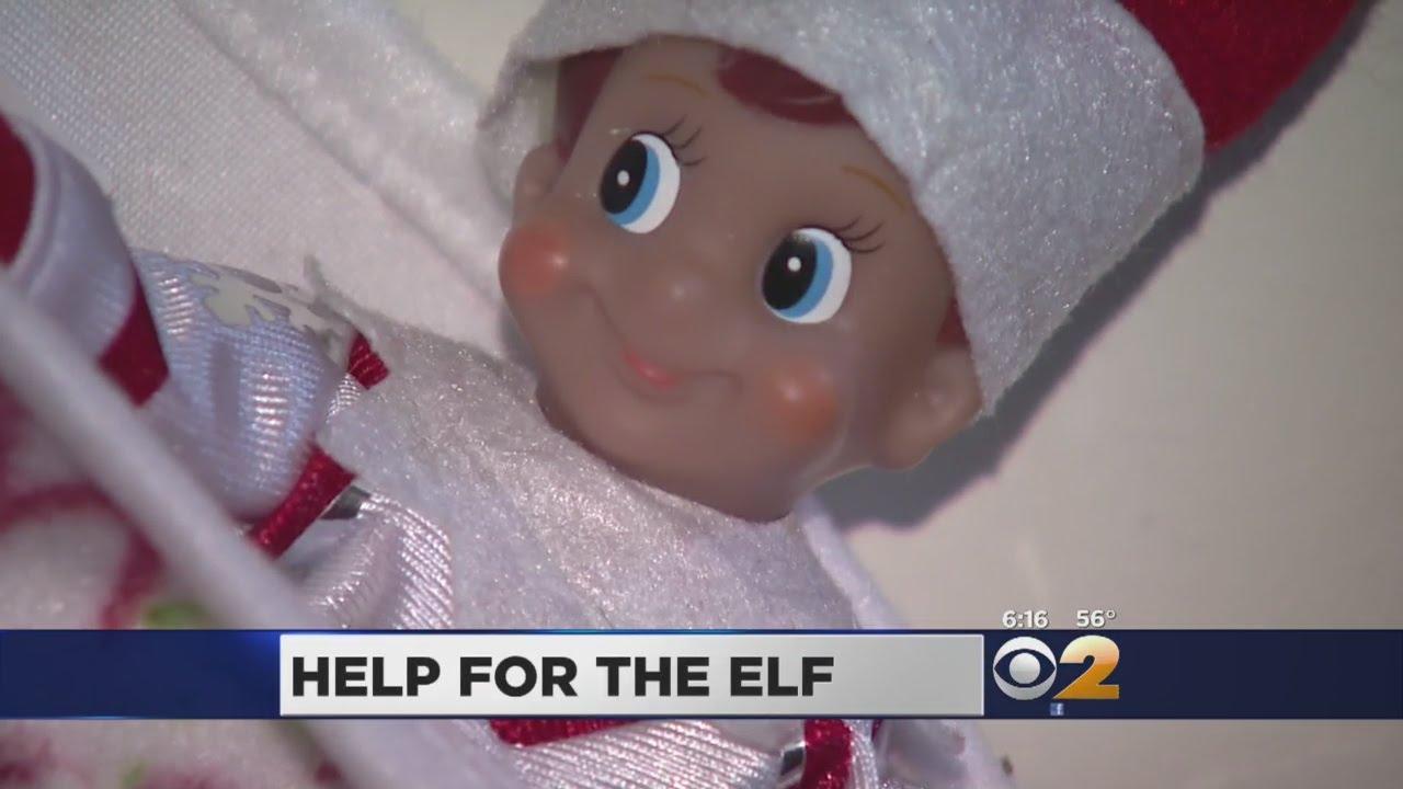 Elf On The Shelf 911 Call