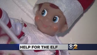 Elf On The Shelf 911 Call
