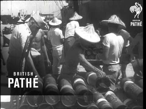 Dulles Meets Chiang Kai Shek  (1958)