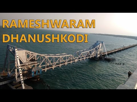 Trip to Rameshwaram | Dhanushkodi | RideAlong | Roadtrip