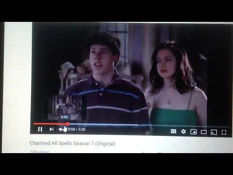 Charmed - just one last dance